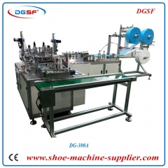 Full Automatic Outside Ear-loop Mask Making Machine 1+1